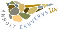 Anholt Erhvervsliv Logo