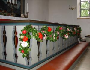 Bryllup i Anholt Kirke