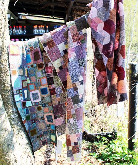 Sophie Digard tørklæder